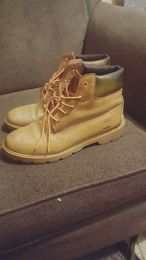 Gold Custom Timberlands for Sale in Dallas, TX