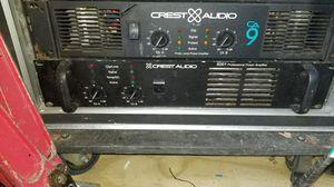 Crest Pro 6001 Amplifier for Sale in Miami, FL