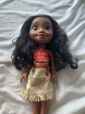 Moana doll for Sale in Anaheim, CA
