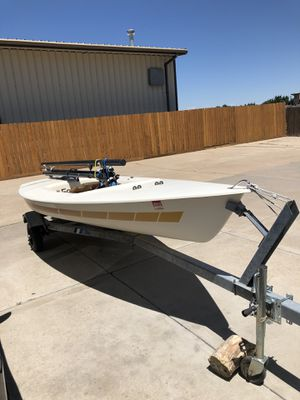 Great sailboat /w trailer for Sale in Longmont, CO