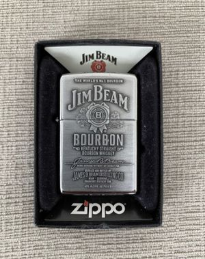 Zippo Jim Bean Edition for Sale in Los Angeles, CA