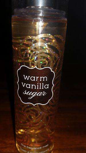 Bath and Body Works Warm Vanilla Sugar Fine Fragrance Mist for Sale in San Diego, CA