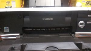 Pixma ip8500 canon printer with ink included for Sale in Springfield, MA