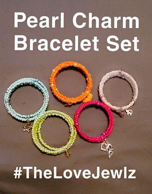2 For $10 Handmade Charm Bracelets for Sale in Tampa, FL