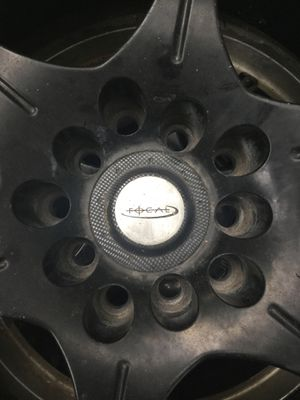 Rims and tires for Sale in Ruskin, FL