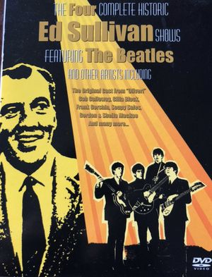 ED SULLIVAN BEATLES DVD BOX SET for Sale in Herndon, VA