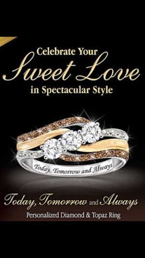 Anniversary, engagement, ladies ring for Sale in St. Cloud, FL