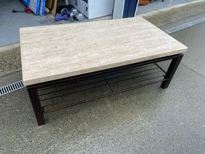 Coffee table 28 x 50 for Sale in Lake Stevens, WA