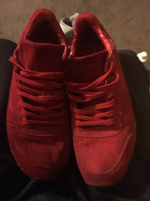 Red Reeboks for Sale in Las Vegas, NV