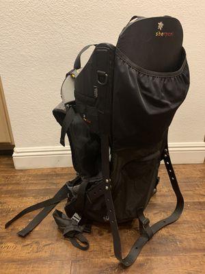 Sherpani hiking backpack carrier w/ leg stand for Sale in Laguna Hills, CA
