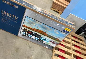 Samsung 55 inch tv nu6900 😎😎😎 CP NR for Sale in Torrance,  CA