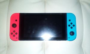 Nintendo switch with 3 games for Sale in Sheridan, CO
