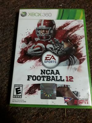NCAA football 12 for Sale in St. Louis, MO