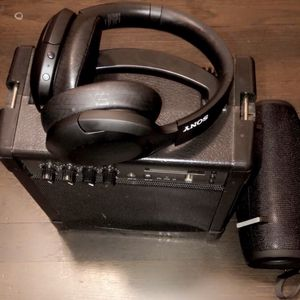 Sony Headphones , With Speakers for Sale in San Leandro, CA