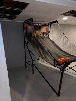 Indoor basketball hoop for Sale in Cumberland, RI