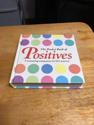 The Pocket Book of Positives for Sale in Columbus, OH