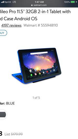 Mini blue laptop for Sale in Phoenix, AZ