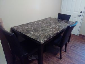 Granted Kitchen table for Sale in Rockmart, GA
