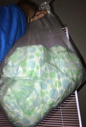 Diapers newborn for Sale in Tacoma, WA