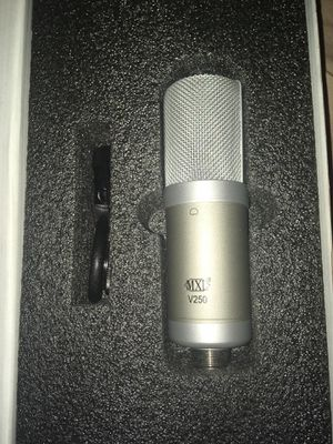 Mxl-V250 Studio Microphone for Sale in Saginaw, MI