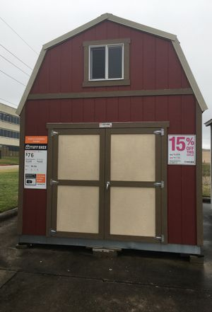 (576) Tuff Shed TB700 10x12 was $4,826 now $4,102 for Sale in Humble, TX