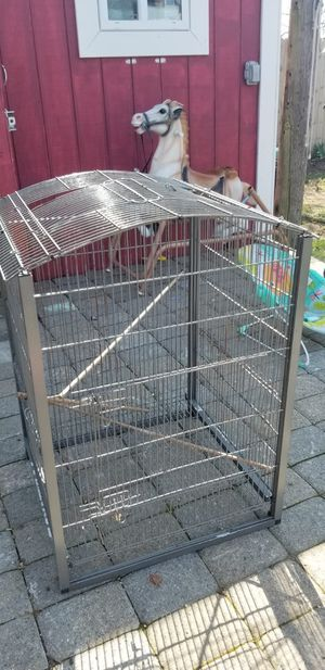Large bird cage for Sale in Temple Hills, MD