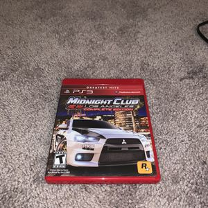 Midnight Club Los Angeles Complete Edition for Sale in Sycamore, IL