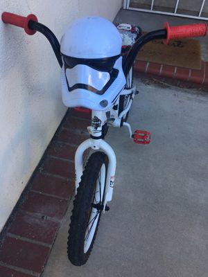 Star Wars huffy kids bike for Sale in Hacienda Heights, CA