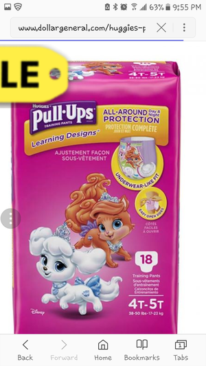 Huggies Pull ups Boys and Girls all sizes for Sale in Yonkers, NY