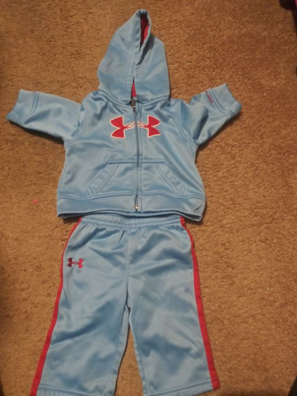 Baby boy Under Armour outfit 3 to 6 months