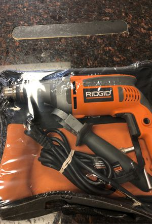 Rigid corded Hammer drill for Sale in Clermont, FL