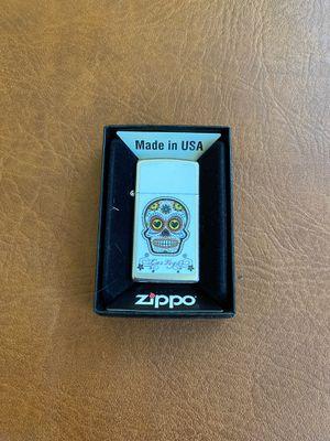 Zippo Lighter LV Day of Dead for Sale in Las Vegas, NV