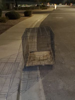 Large dog cage for Sale in Avondale, AZ