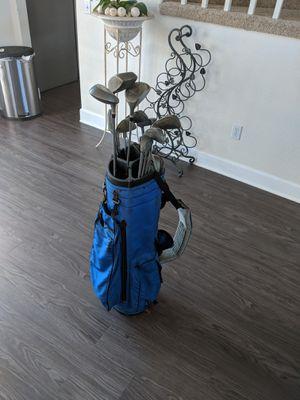 Dunlop golf club set for Sale in Murrieta, CA