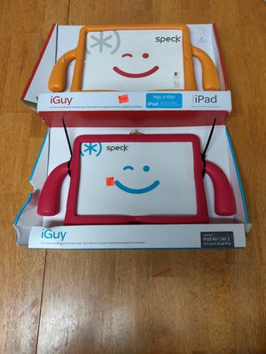 iPad & iPad air case for Sale in Brownsville, TX