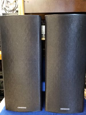 ONKYO FRONT SPEAKERS SKF-580 for Sale in Everett, WA