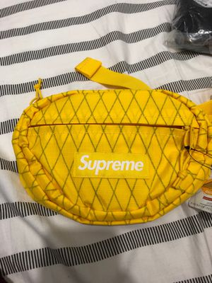 Supreme waist bag Gold for Sale in San Diego, CA