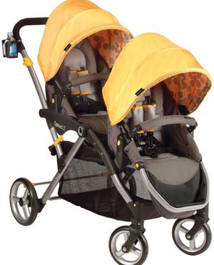 Contours double stroller for Sale in Jersey City, NJ