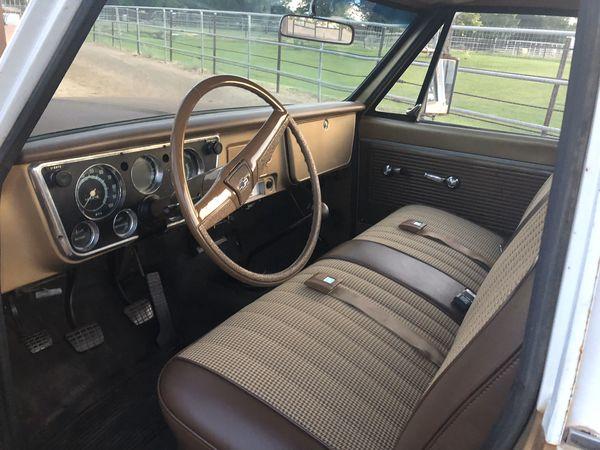 1969 C10