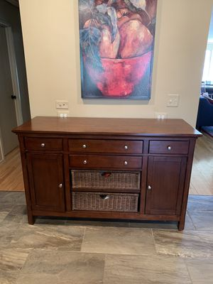 Wood Buffet for Sale in Silver Spring, MD
