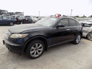 2003 INFINITI FX -35 3.5L (PARTING OUT) for Sale in Fontana, CA