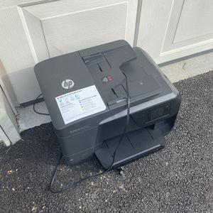 Free Printer: HP OfficeJet Pro 8715 All In One for Sale in Trenton, NJ