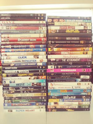 57 DVD COLLECTION FOR SALE for Sale in Kennewick, WA