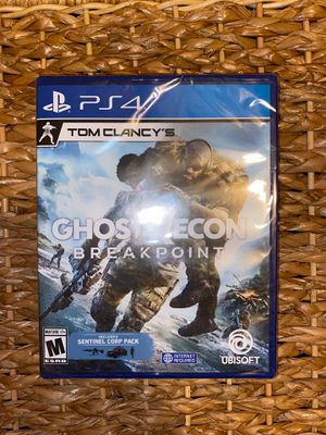 Ghost recon PS5 brand new for Sale in Lawndale, CA