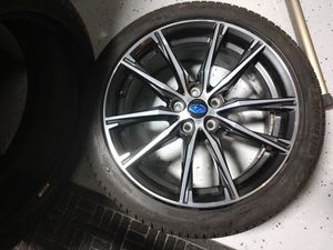 Pair of tires (90% of life) Michelin Primacy HP 215/55/R17 for Sale in Oak Lawn, IL