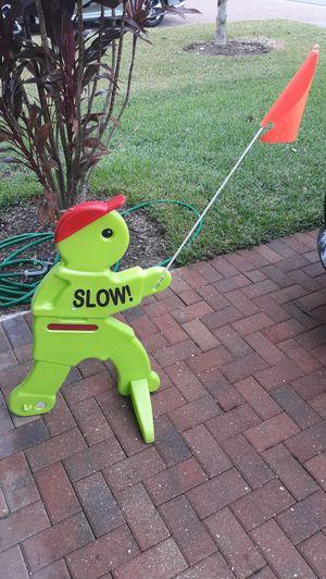 """""""Slow"""" kids playing man for Sale in Bradenton, FL"""