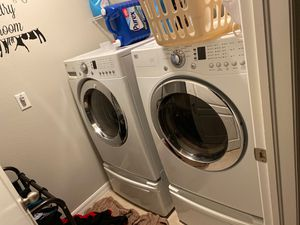 Selling washer & dryer set for Sale in Spring Hill, FL