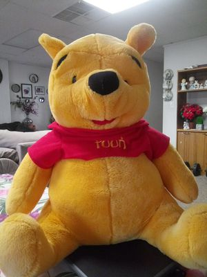 Pooh plushie for Sale in McHenry, IL