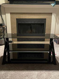 Glass TV Stand for Sale in Everett,  WA