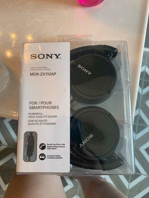 Sony headphones for Sale in Fullerton, PA